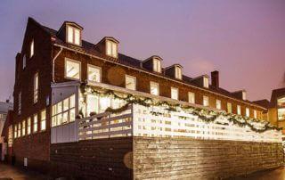 Hotel Sidesporet Julearrangementer Holbæk