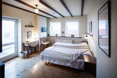 Hotel Sidesporet tilbyder hyggelige ophold i eget værelse