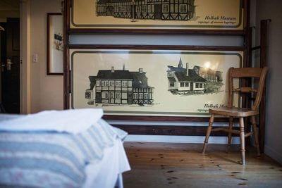 Besøg Hotel Sidesporet i Holbæk og nyd et ophold midt i byen
