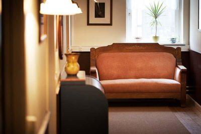 Besøg vores hyggelige hotel i centrum af Holbæk med udsigt over Holbæk Fjord